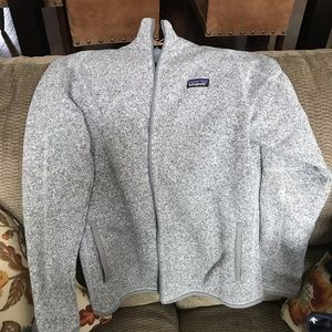 Patagonia Women's Better Sweater- Large ZIP Up